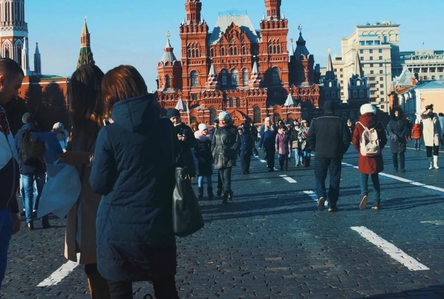 Туристы из Германии ищут русскую душу