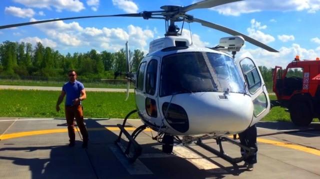 Новость 21-03-2018 Экскурсии на вертолете в Ингушетии