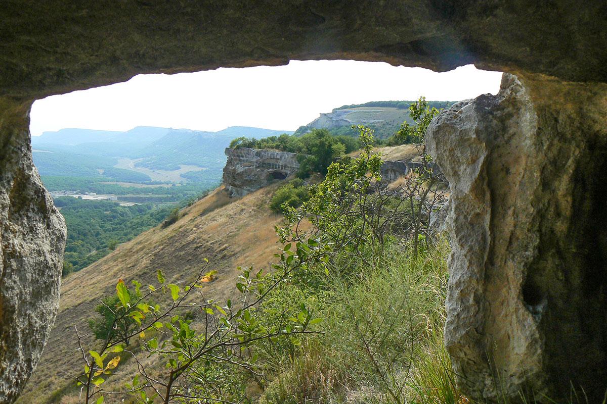 Бакла. Восточные пещеры.