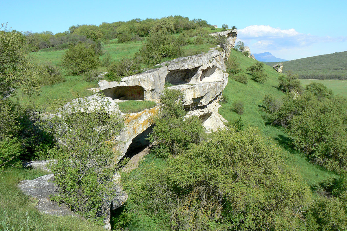 Пещерный комплекс Бакла.