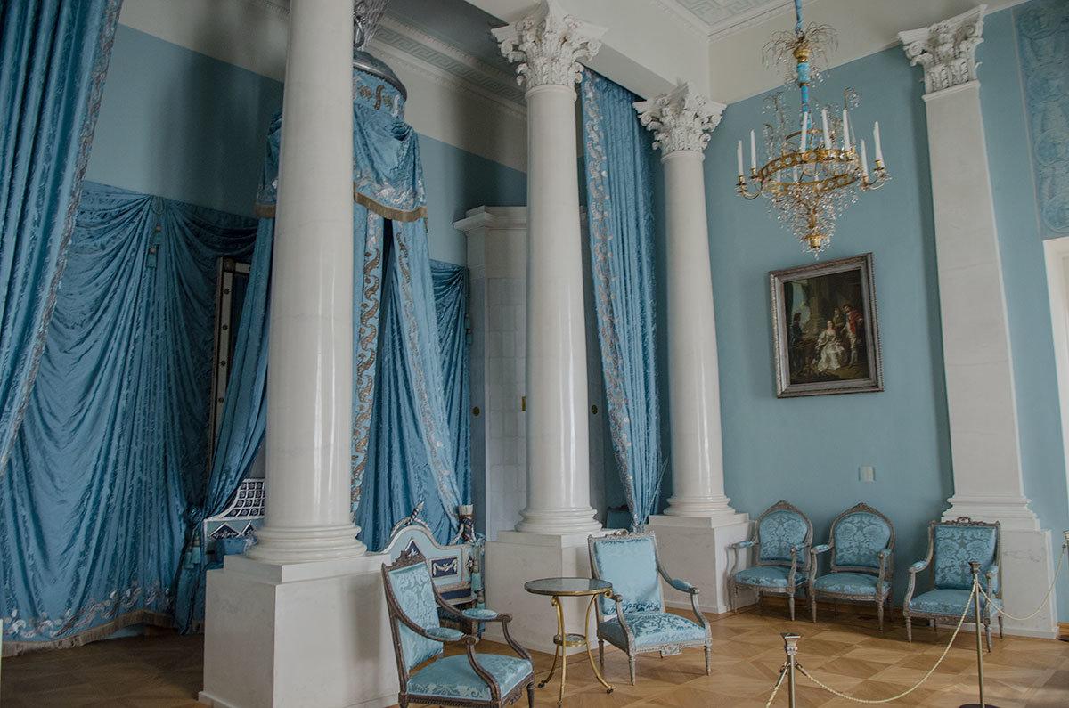 Спальня герцогини Курляндской - память о сестре Евдокии Юсуповой
