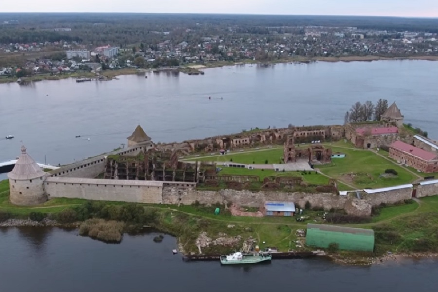Крепость Орешек в этом году посетит свыше двухсот тысяч посетителей