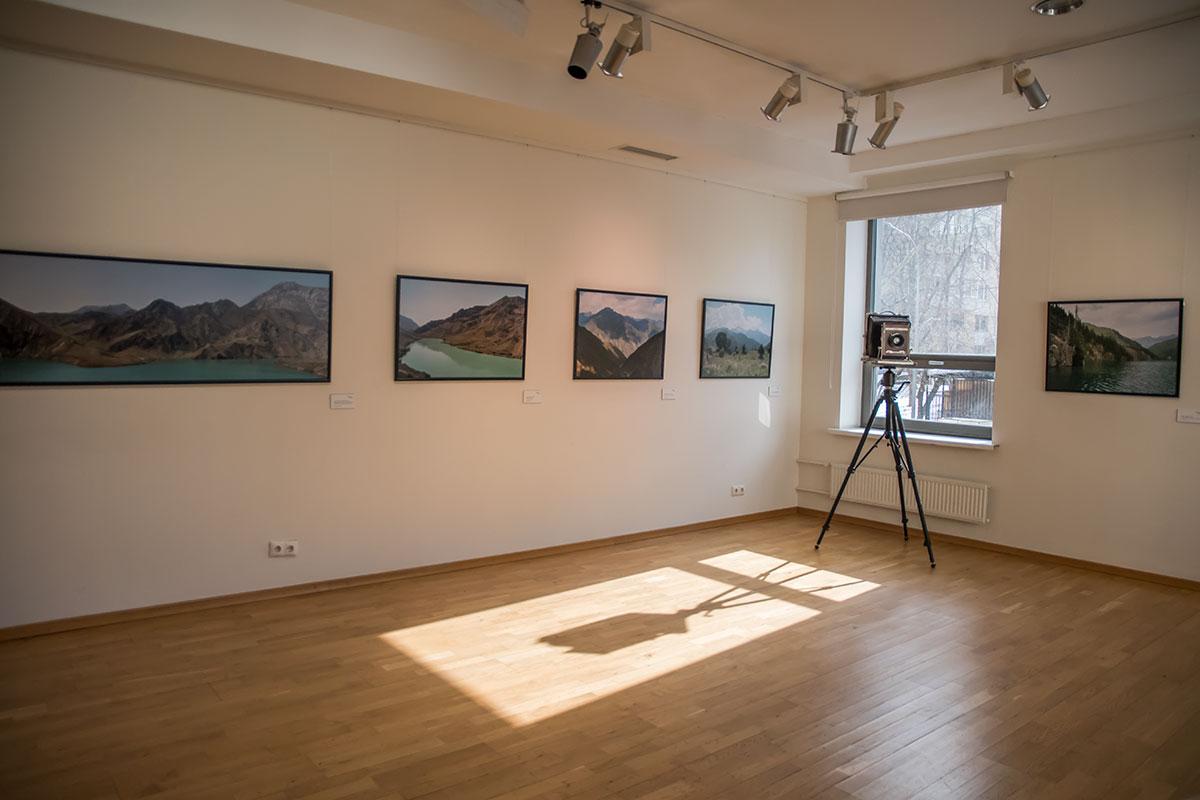 Выставочные площади галереи классической фотографии позволяют проводить любые мероприятия.