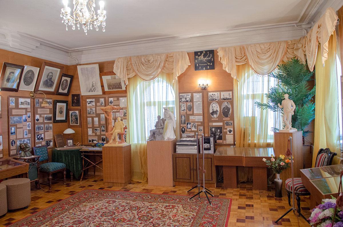 Различными путями музей Аренского, Лядова и Рахманинова приобрел экспозиции о жизни еще двоих известных музыкантов.