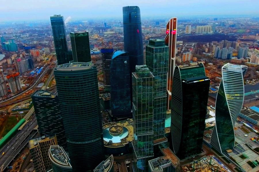 Досуговый центр для взрослых открывается в Москва-Сити
