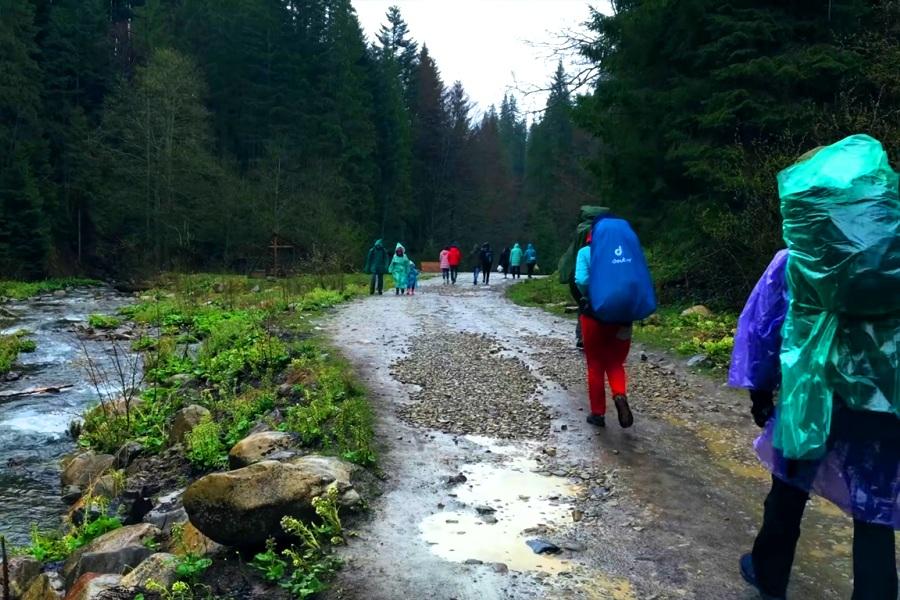 Туристические группы все чаще извещают спасателей о планах