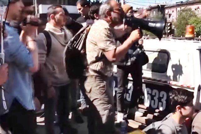 Новость 20-04-2018 Митинги помешают отдыху в Ереване?