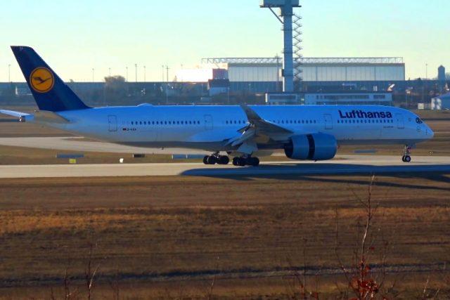 Новость 25-04-2018 Авиакомпания Lufthansa внедряет биометрию во время посадки в самолет