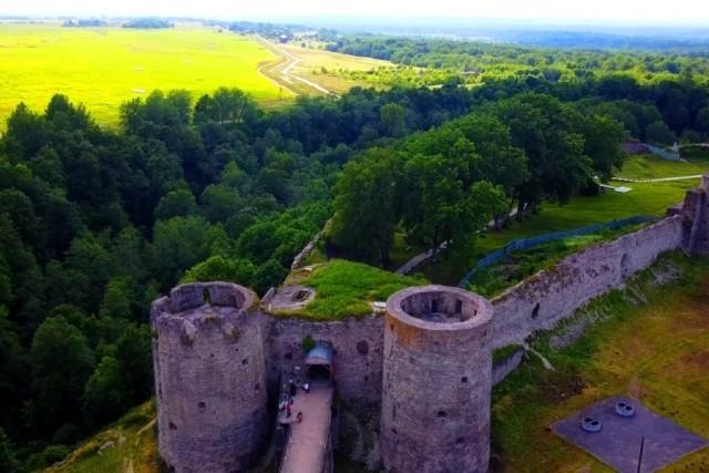 Новость 4-04-2018 Летом начнут раскопки крепости Копорье