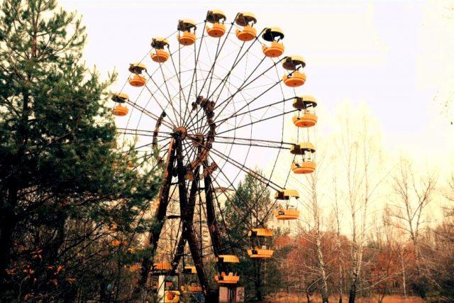 Новость 13-04-2018 Туристам предлагают экскурсии в Чернобыль