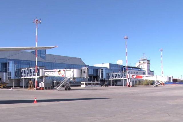новость 17-05-2018 Воздушная гавань Якутска признана самым холодным аэропортом мира