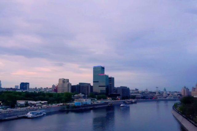 Новость 9-05-2018 Открытие речной навигации в Москве украсит парад судов
