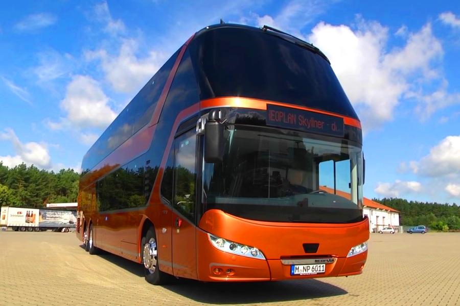 Туристический автобус картинки