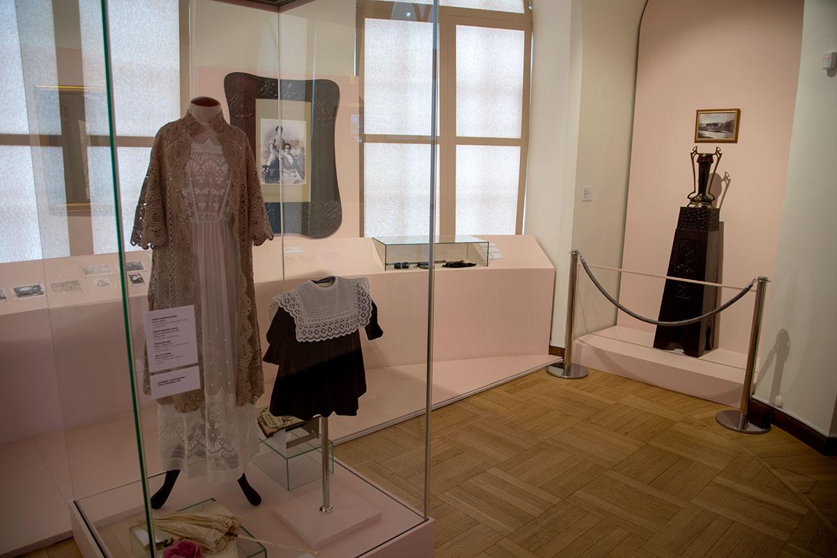 Третий Кавалерский корпус снабдил экспонаты выставки Дачное Царицыно настоящими музейными пояснительными табличками.