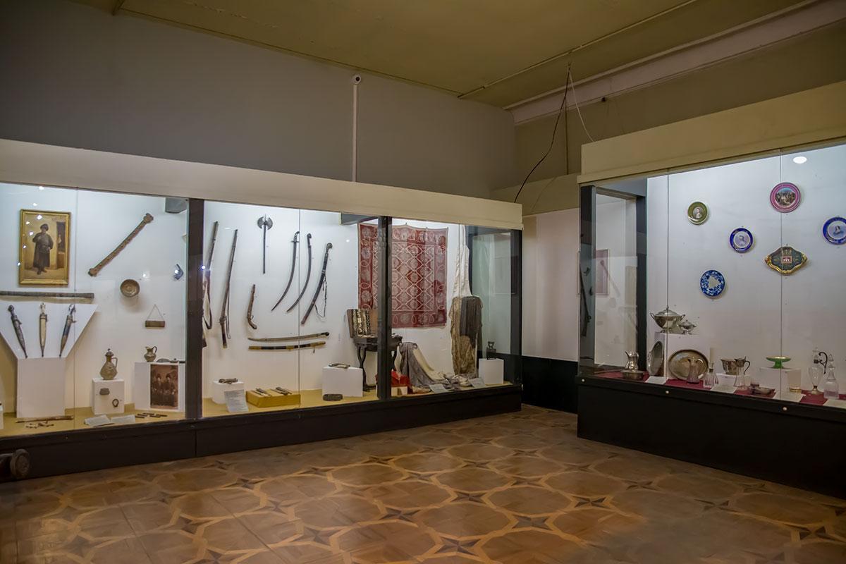 Являясь по профилю основной деятельности краеведческим учреждением, Музей истории Тбилиси в основном ею и занимается, только в узком интервале времени.