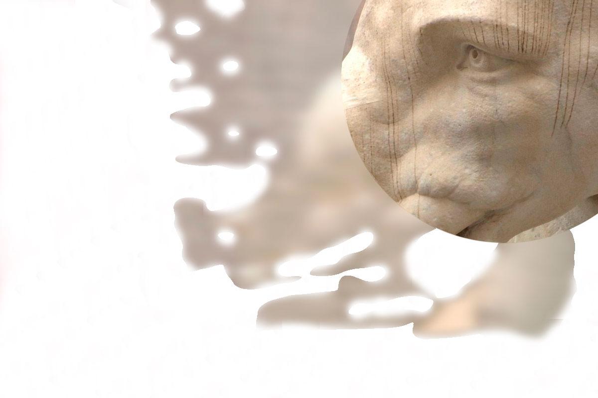 Своим загадочным глазом Слон Бернини демонстрирует либо незнание автором этих животных, либо намеренно приданное портретное сходство.