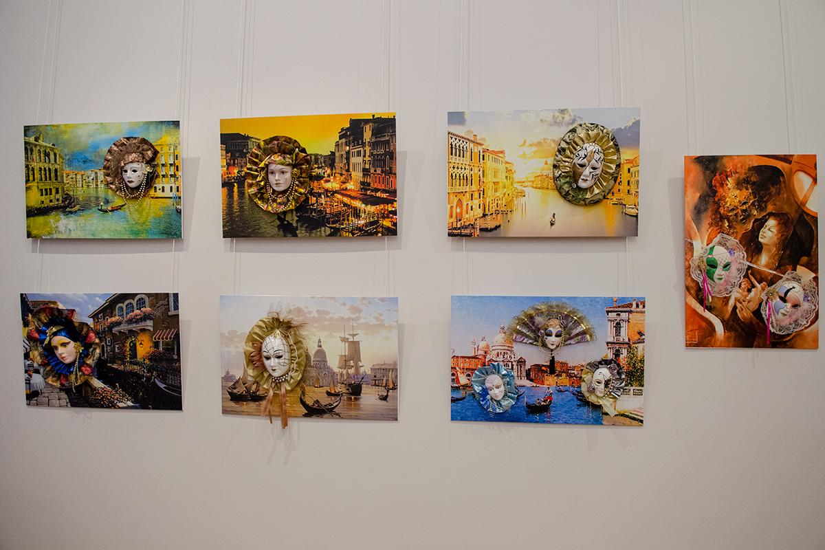 Передвижная тематическая выставка, размещенная на территории Губернаторского дома в Пензе, популярна у его посетителей не меньше основной экспозиции.