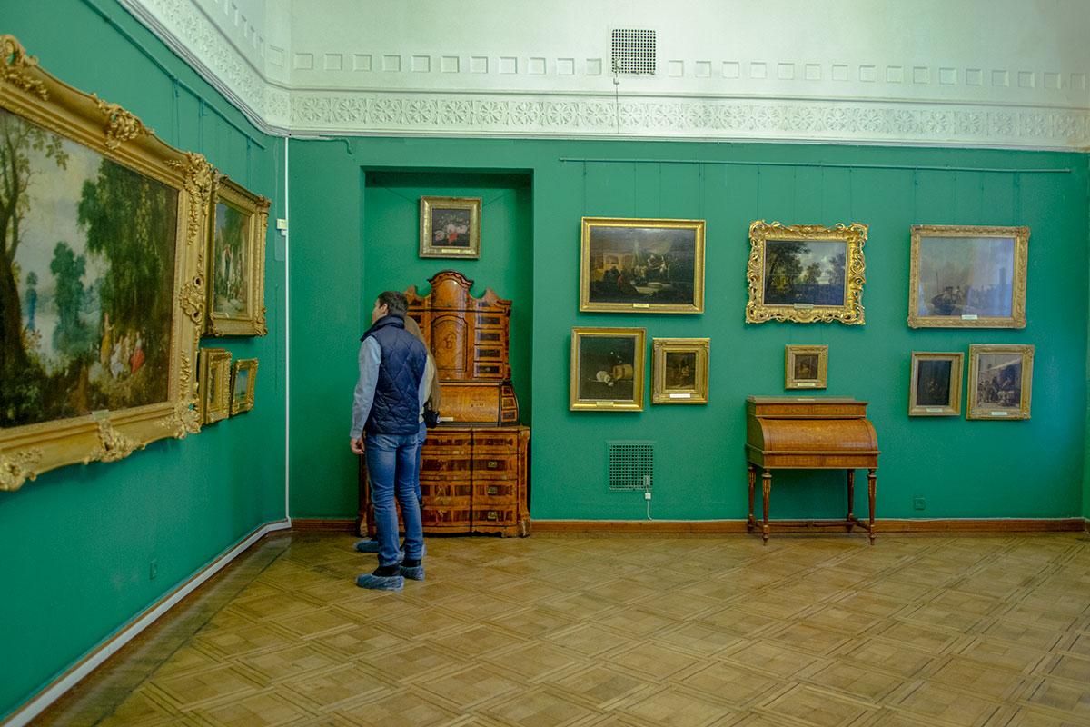 Картинная галерея имени Савицкого обладает лучшей коллекцией западноевропейской живописи после двух российских столиц.
