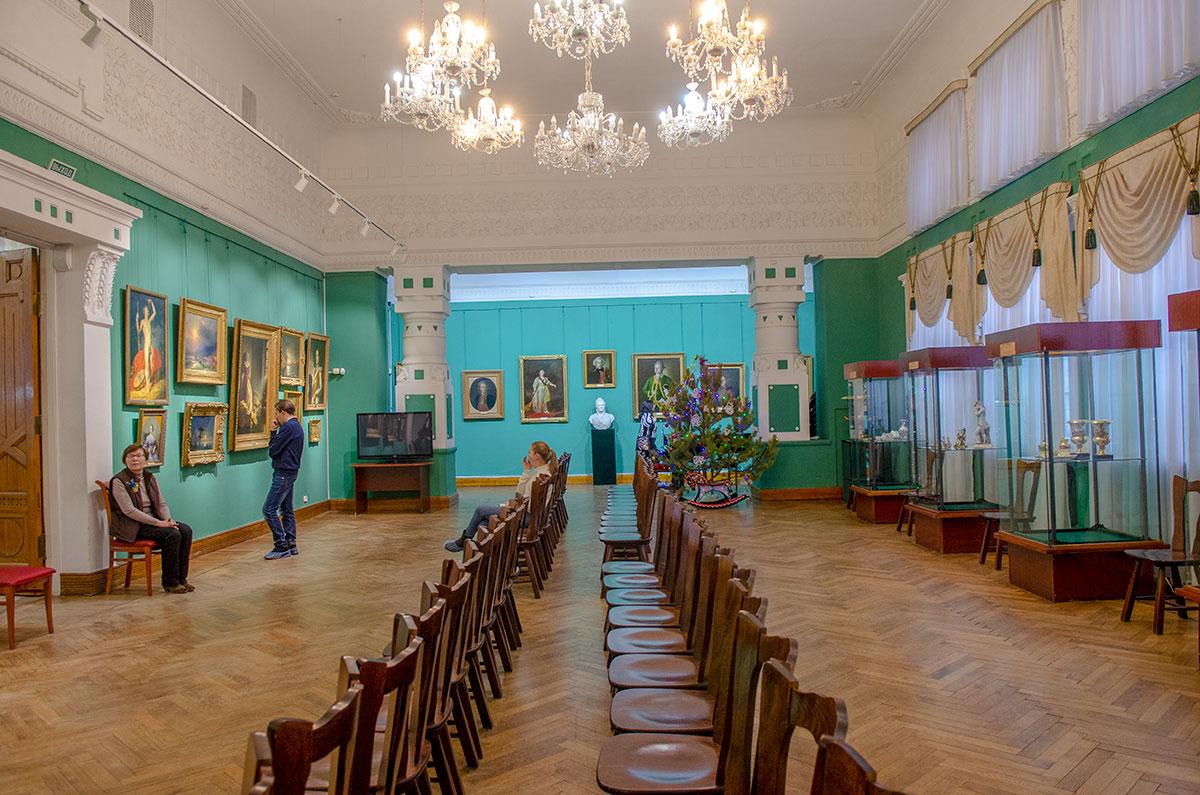 Картинная галерея имени Савицкого в Пензе названа в честь ее первого директора, по совместительству возглавлявшего и здешнее художественное училище.