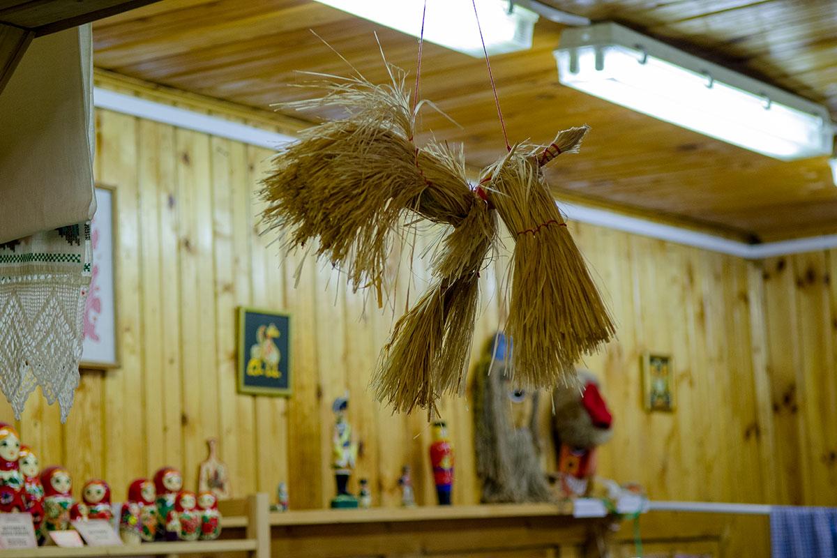 Музей русской народной игрушки в Измайловском кремле демонстрирует не только заявленные предметы, но и многие другие экспонаты.