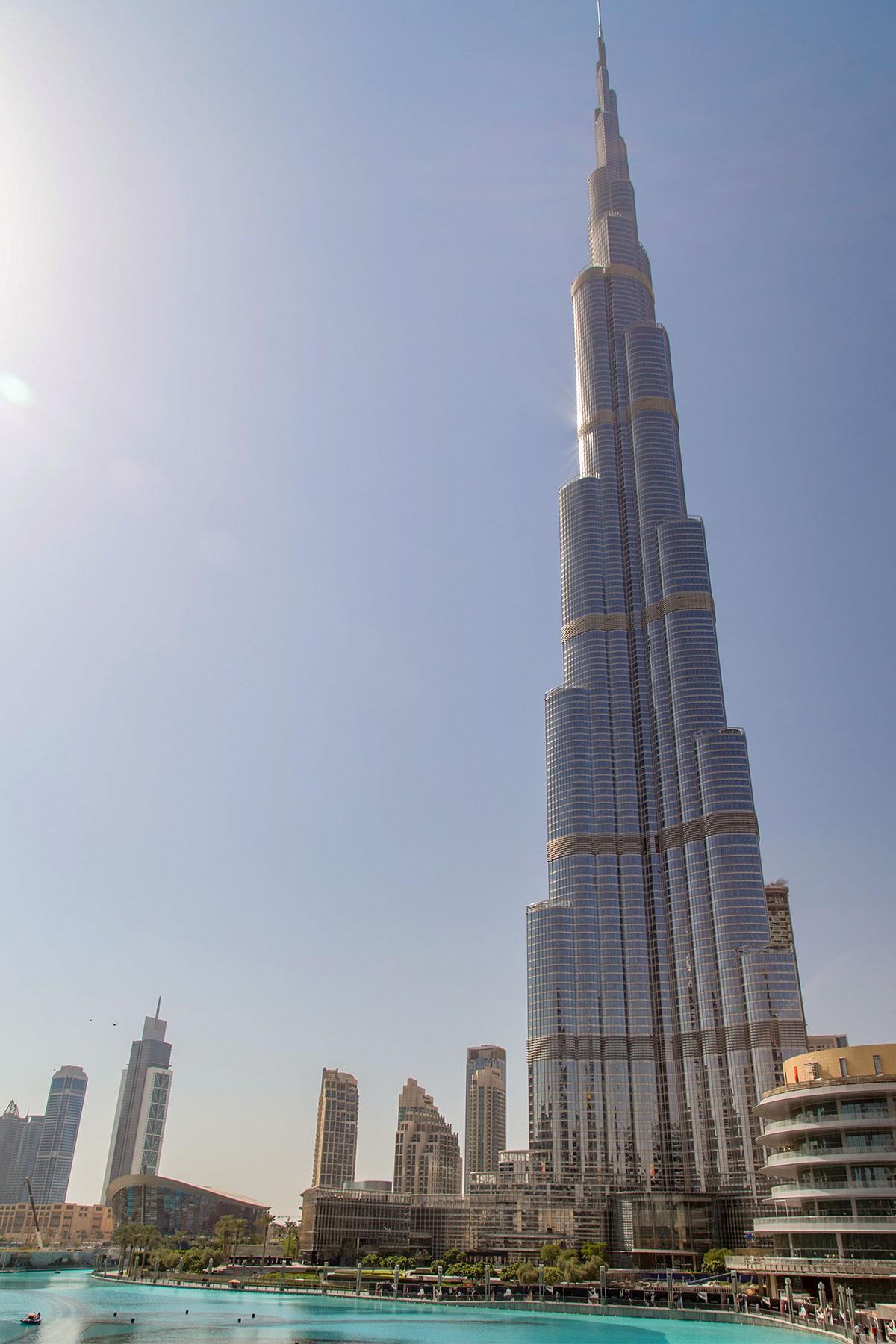 Мировым рекордсменом высоты Бурдж Халифа пробудет до ввода в строй действующих нового обладателя рекорда, здания в 1008 метров в Саудовской Аравии.