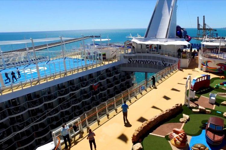 Туристы массово прибывают во Вьетнам на круизных лайнерах