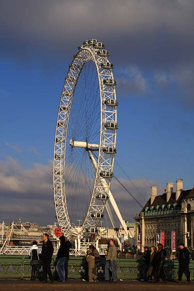 Колесо обозрения Лондонский глаз. Лондон. Статьи про пупешествия на сайте http://countryscanner.ru/