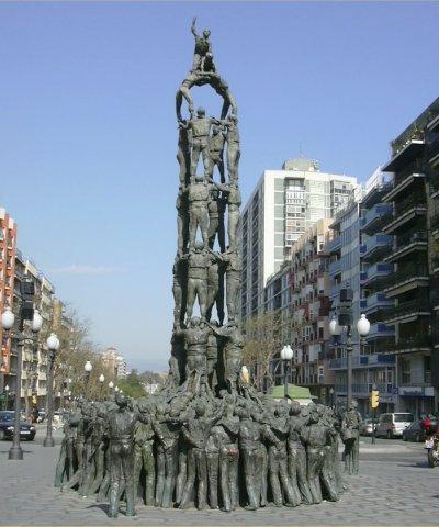 Скульптура. Таррагона. Статьи про путешествия http://countryscanner.ru/