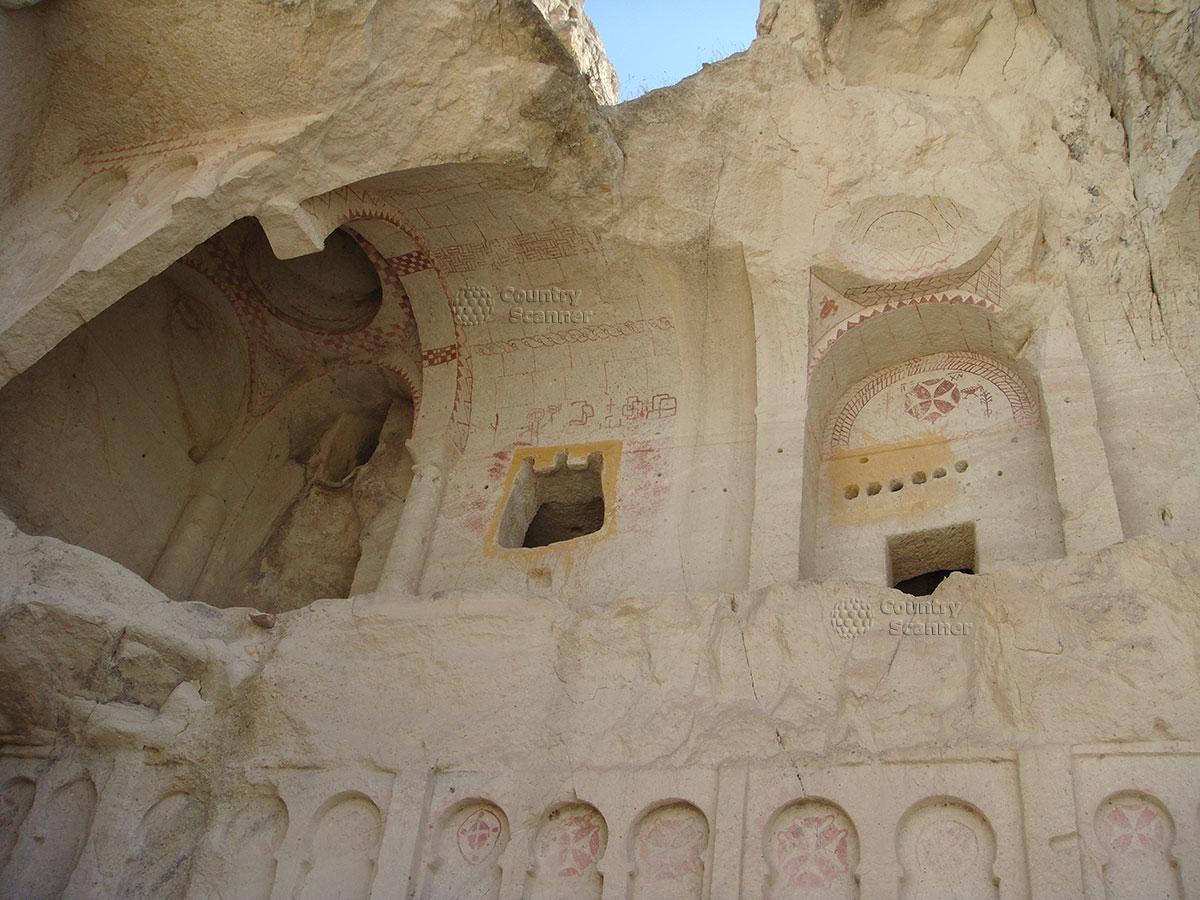 Устройство Пещеры Каппадокии