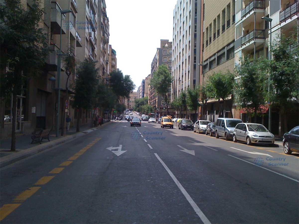 Вторая главная улица Таррагоны