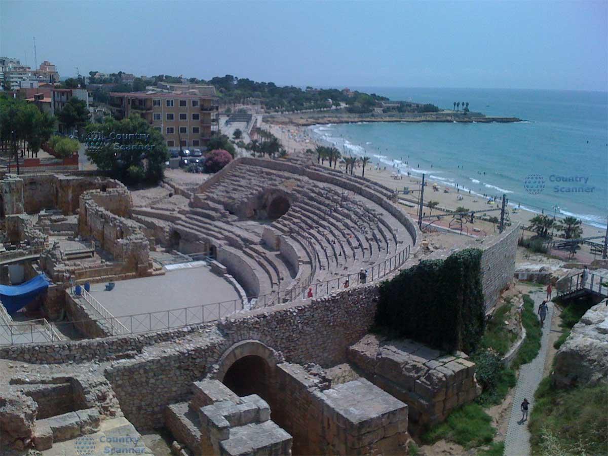 Римские развалины в Таррагоне