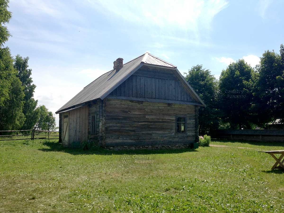 Музей народной архитектуры и быта в Строчицах