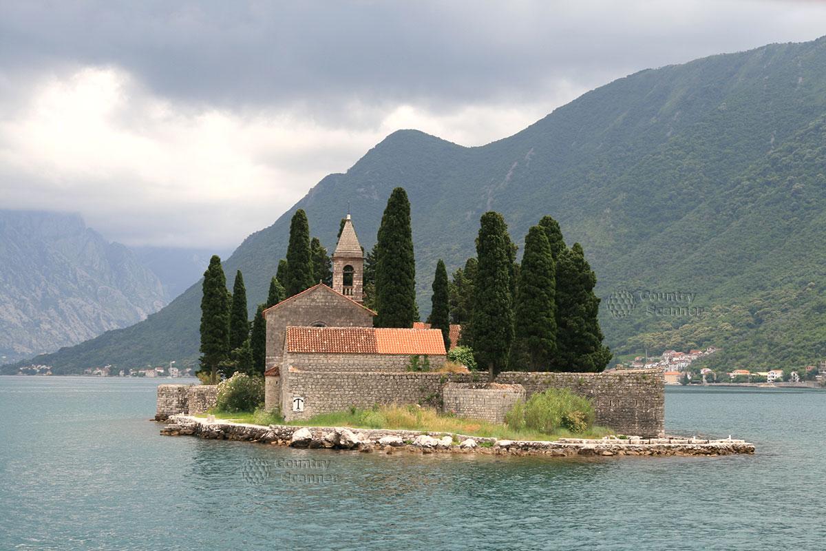 Монастырь на острове Святого Георгия.