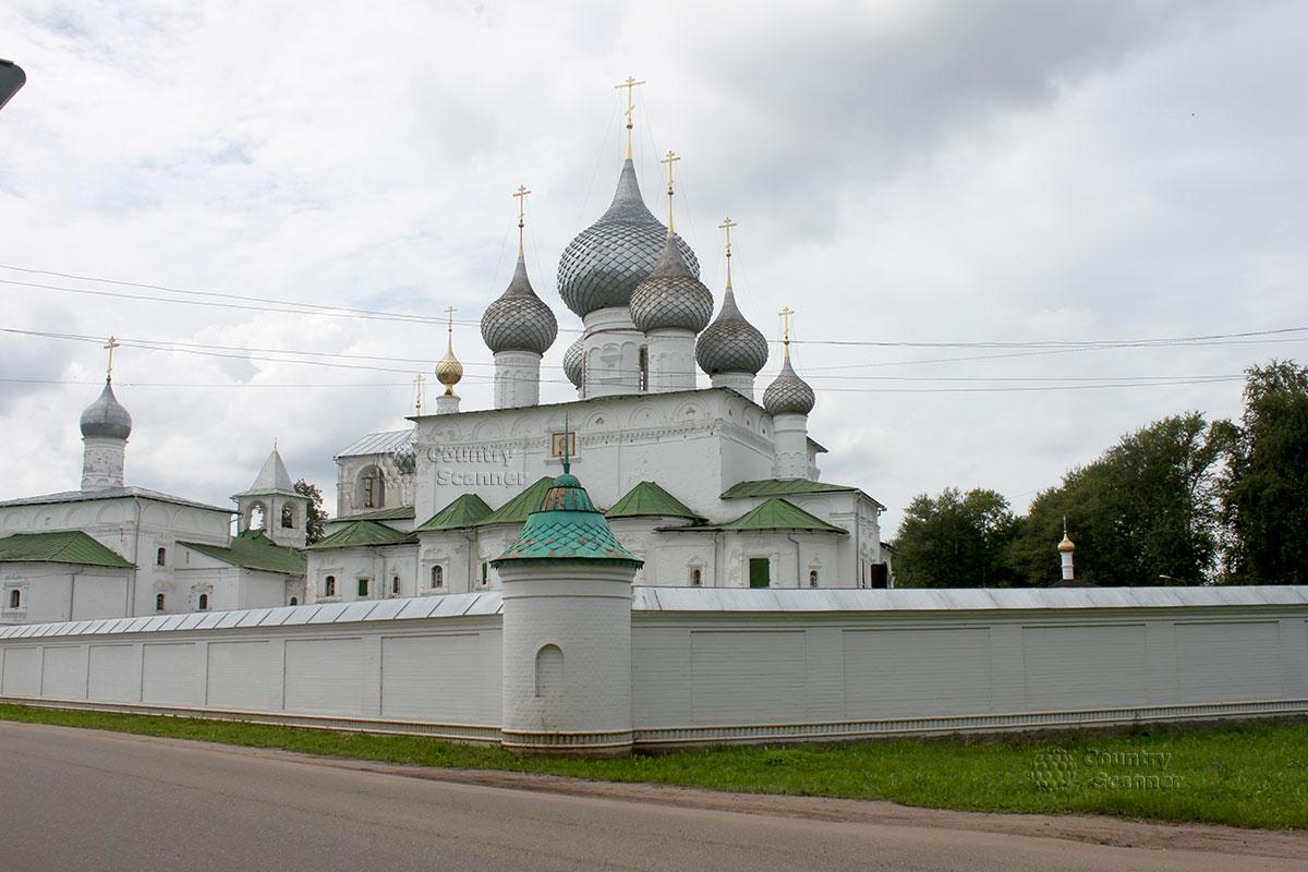 Свято-Воскресенский монастырь в Угличе